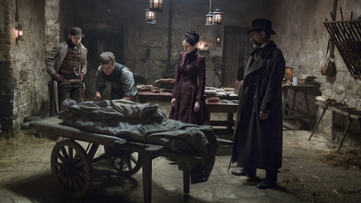 penny dreadful, john logan